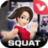 Lympo Squat App Icon