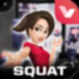 Lympo Squat App Icon