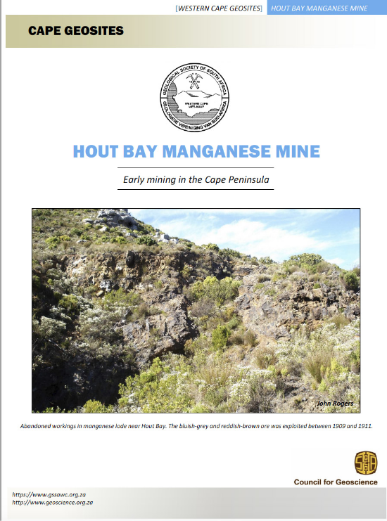 Hout Bay Manganese Mine