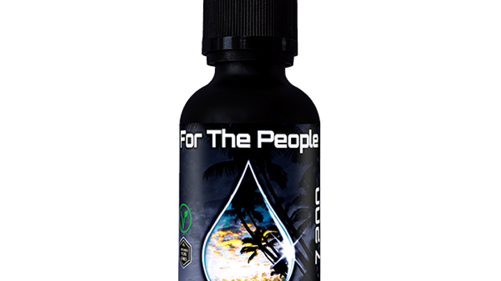 Dark CBD Oil Tincture (7,200MG) 60ML Bottle