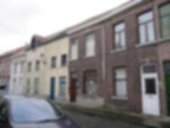 Verbouwing rijhuis Brugge