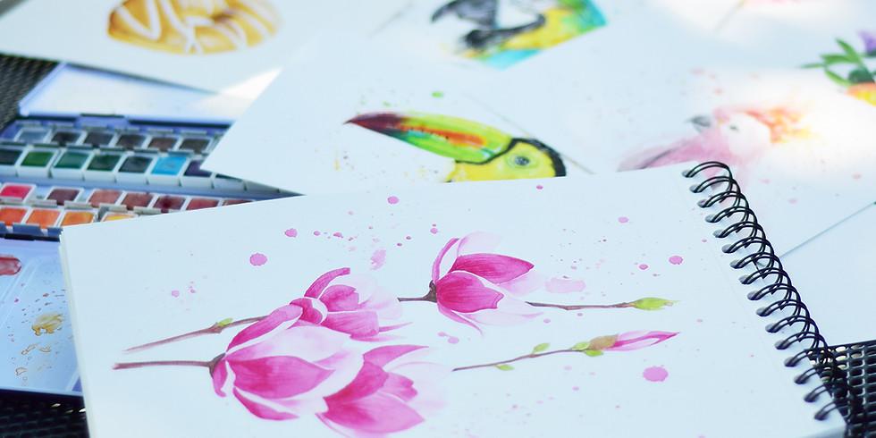 Workshop: Každý může malovat (3.12.)