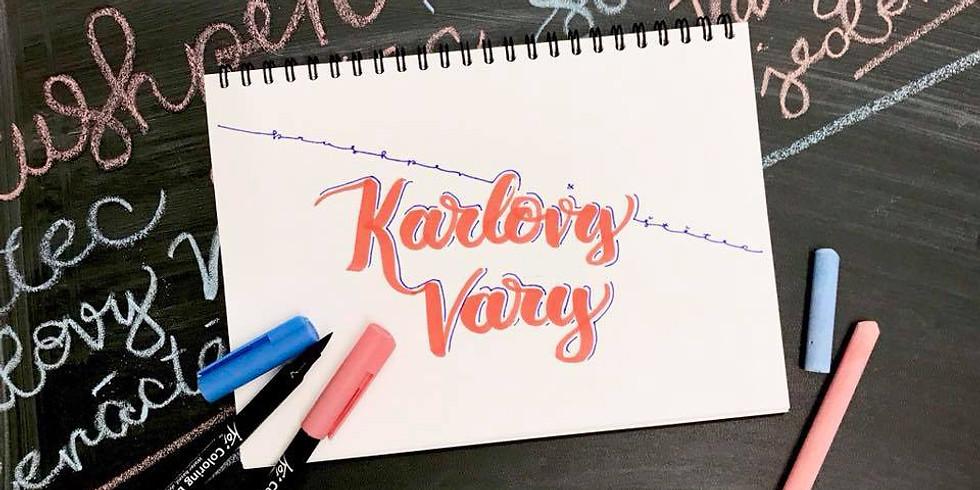 Workshop: Každý může hezky psát 10. 11. KARLOVY VARY