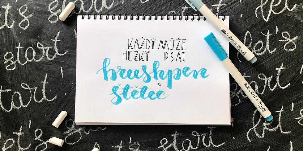 Workshop: Každý může hezky psát 22.3. (Praha)