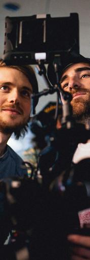 Zach Voss & Cody Gittings, grantees