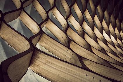 Estrutura de madeira