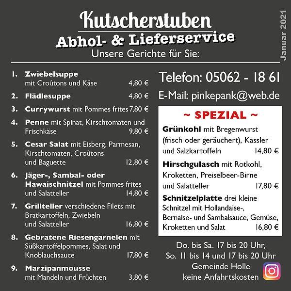 2021-01-05 Abhol und Lieferservice Kutsc