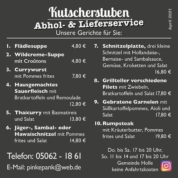 2021-03-29 Abhol und Lieferservice Kutsc