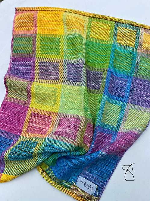 Neon Bright towel