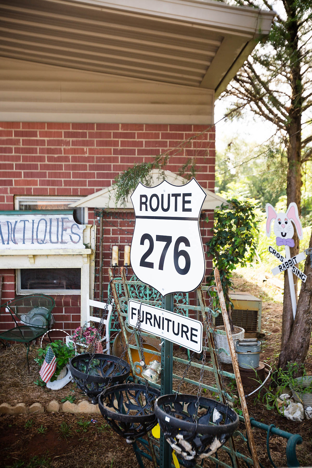Route 276, a vintage shop in Greenville SC