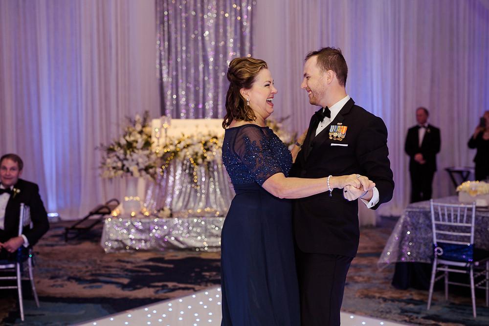 Mother son dance, Florida Keys Wedding, destination wedding, southern weddings, wedding photography