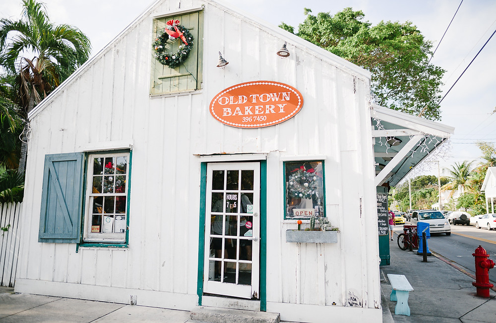 Old Town Bakery, Key West, FL, restaurants, food photography