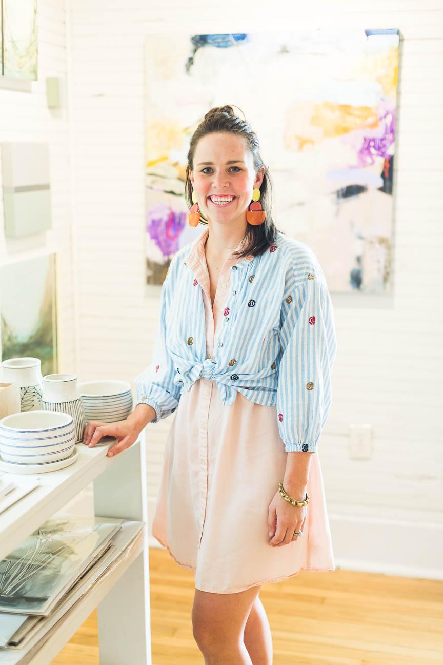 Career Day - Amanda Louise Interiors, Greenville, SC Interior Designer