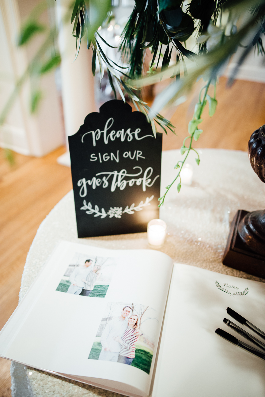 Christmas Wedding details