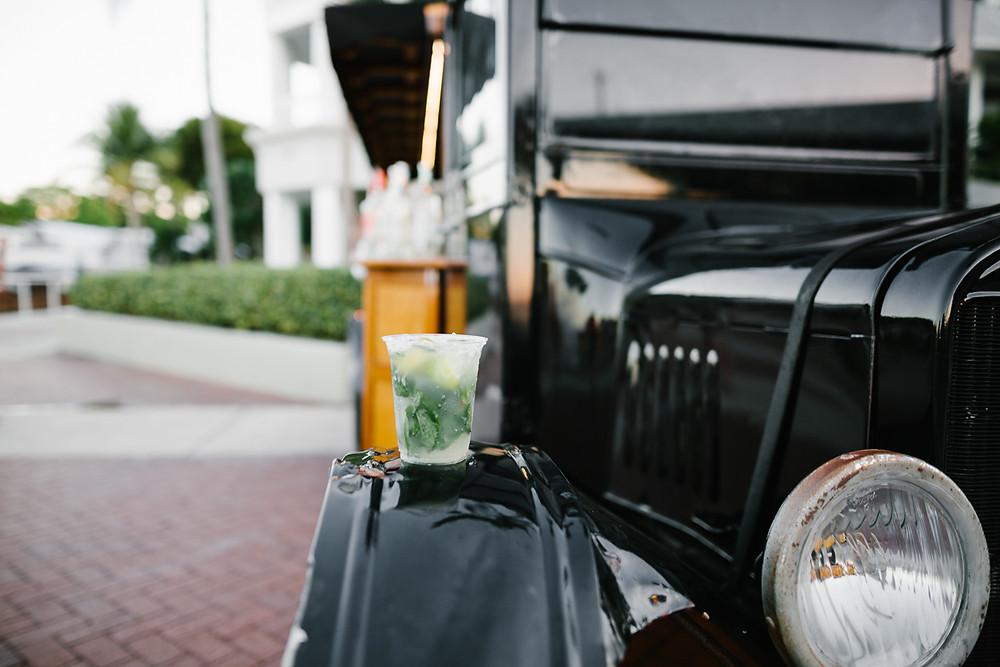 Jimmy's Mojito Truck, Mojito, food photography, Westin, Key West, FL