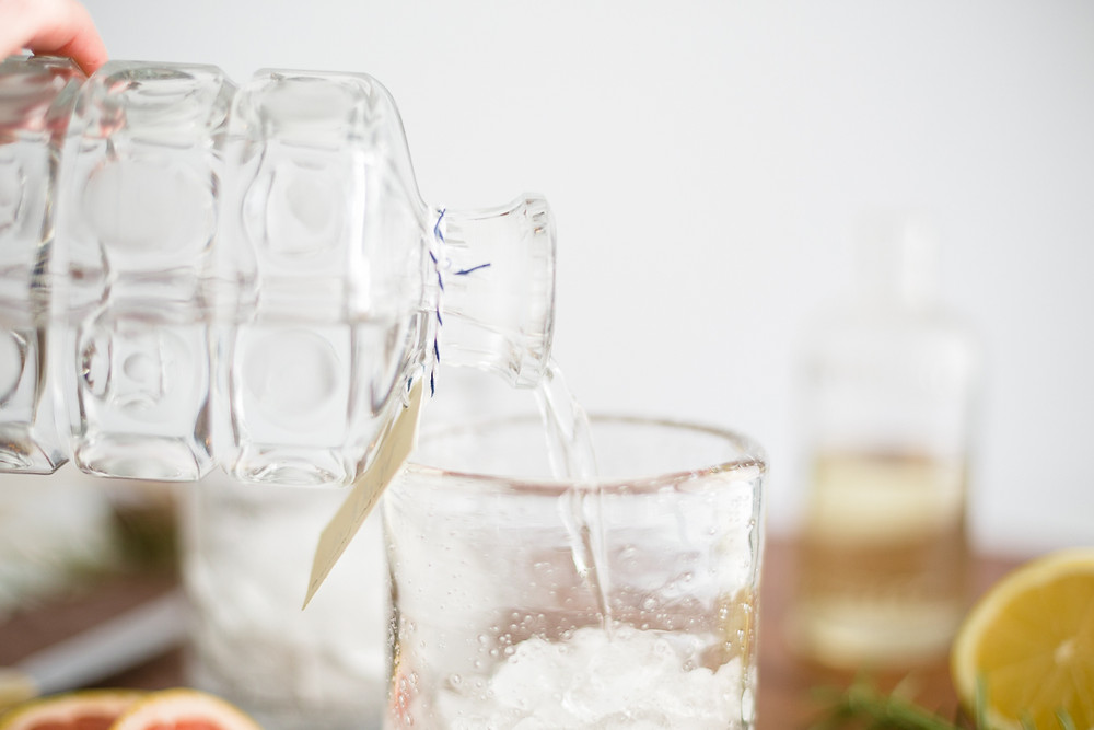 vintage decanters, cocktails, food styling, food photography, commercial photography, cocktail