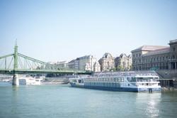 Danube River Boat in Budapest