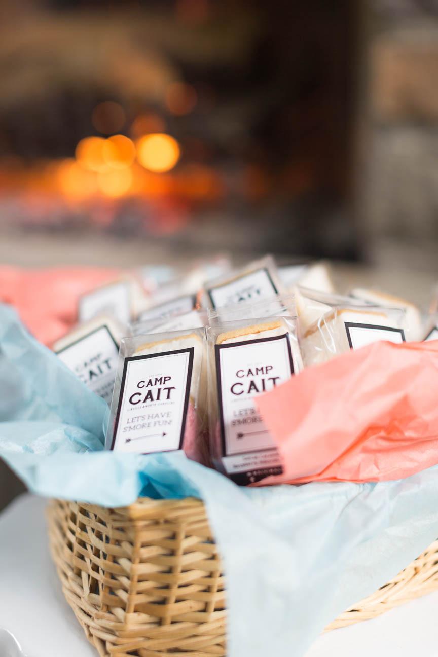 custom marshmallows for bachelorette party