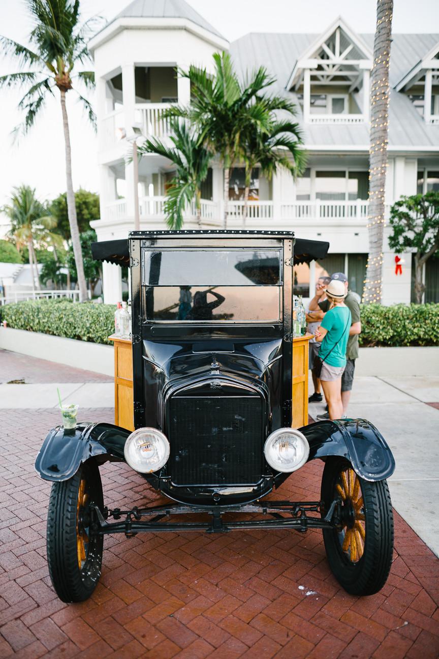Jimmy's Mojito Truck, Westin, Key West, FL