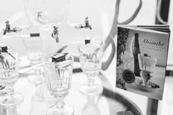 Liquor Aparatus for Absinthe Image