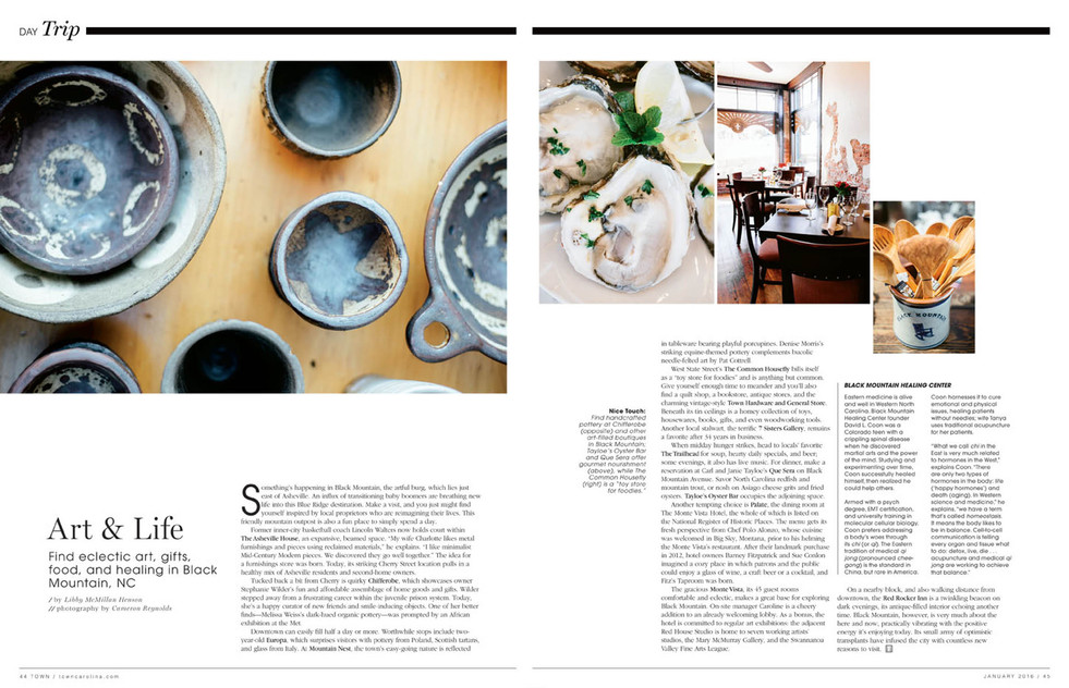 Article-about-Black-Mountain-NC-in-Town-magazine_©CameronReynolds