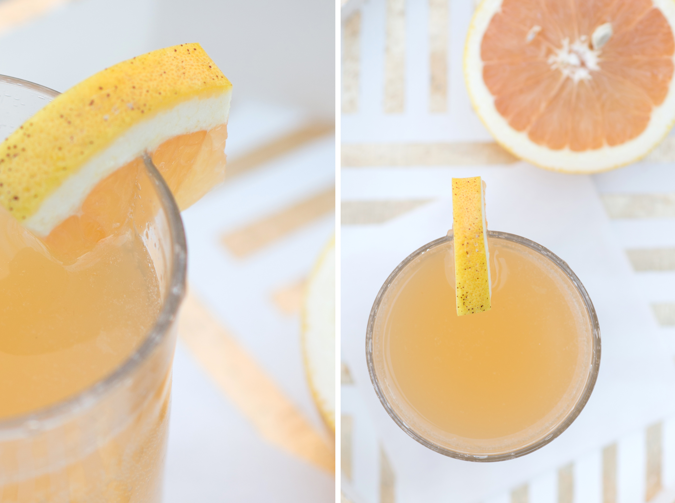 Homemade Grapefruit Margarita Image