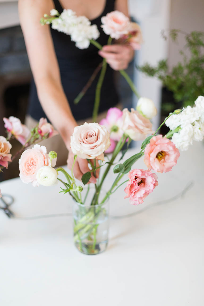 Career Day - Julie Dodds of Willow Floral |  Greenville, SC Florist