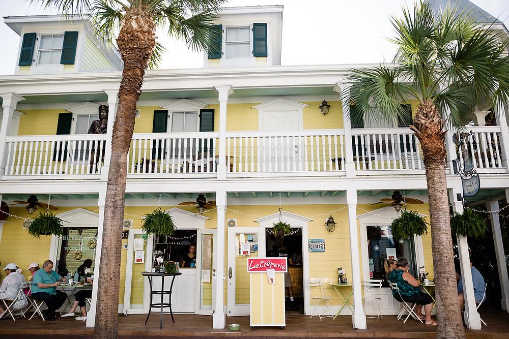 La Craperie, breakfast, Key West, FL, food photography