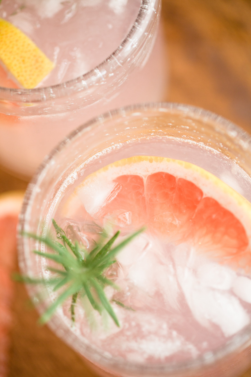 citrus drink, portraits, cocktails, food styling, food photography, commercial photography