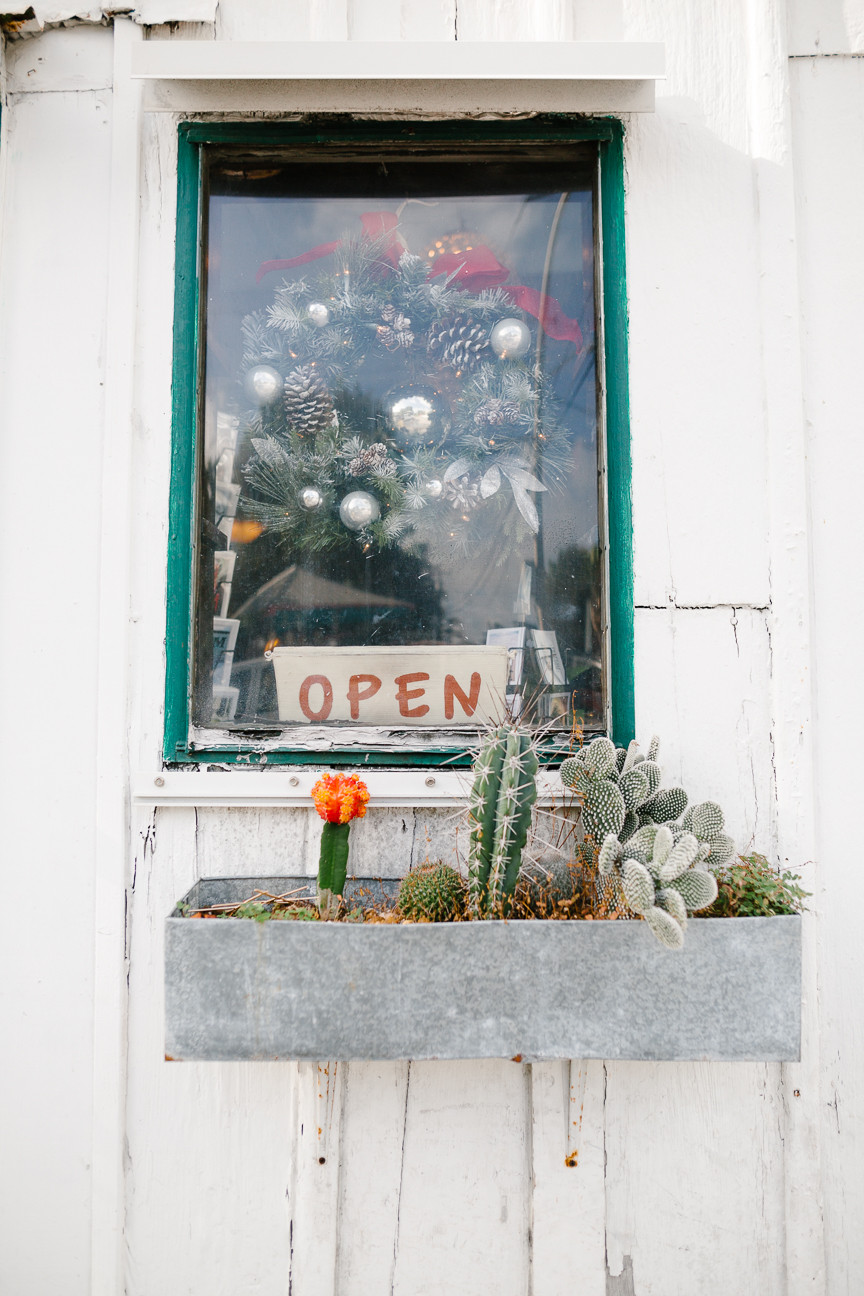 Window of Old Town Bakery, Key West, FL, restaurants, food photography