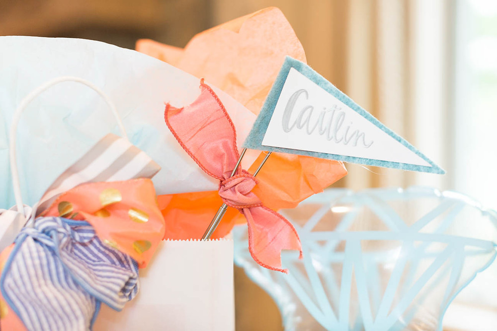 image of gift tag for glamping gift