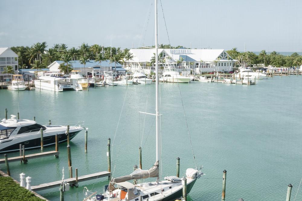 View from bridal suite, Florida keys wedding, resort wedding, destination wedding, southern weddings, wedding photography