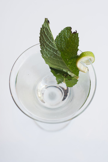 Peppermint-cocktail-at-Coal-Fired-Bistro