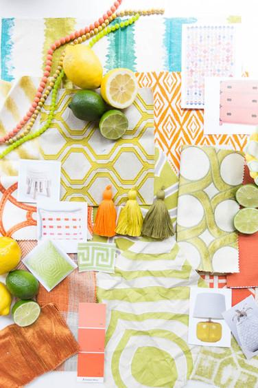 Inspiration-fabric-board-by-Amanda-Louis