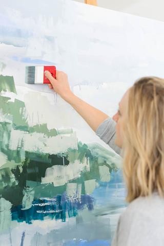 Artist-Lucy-Reiser-Williams-paints-wide-