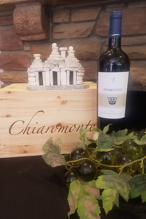 Primitivo Di Puglia Bottle