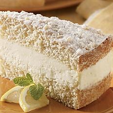 Lemon Italian Cream Cake*
