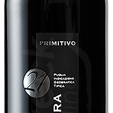 Polvanera Primitivo Glass