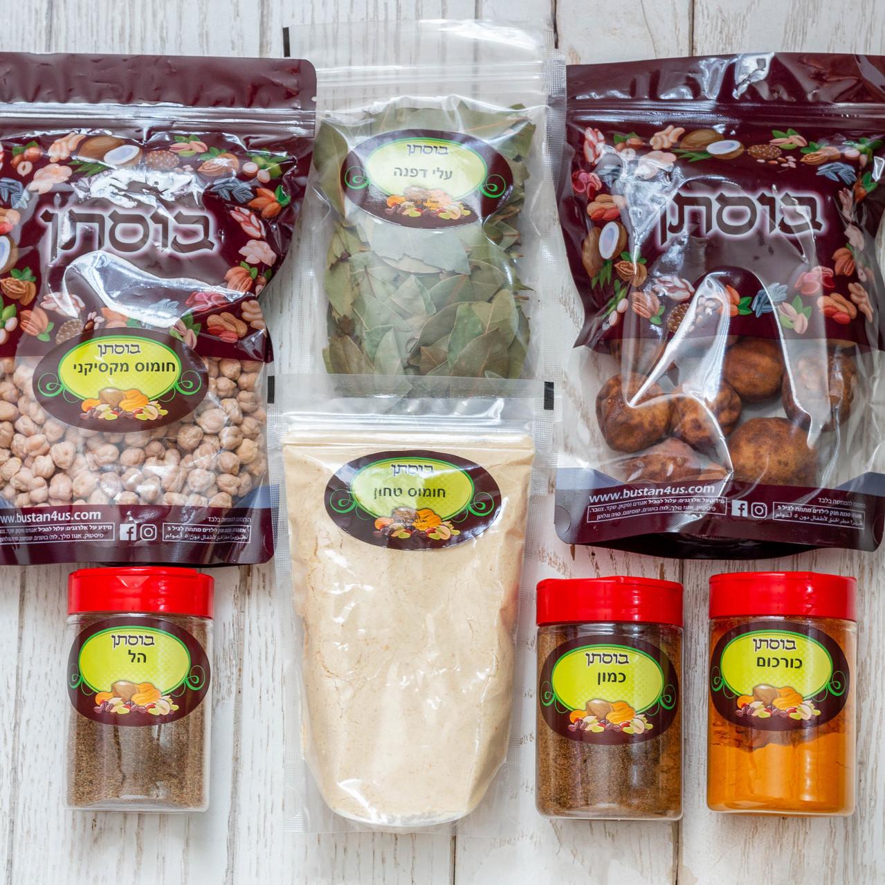 מרק גונדי מוצרים