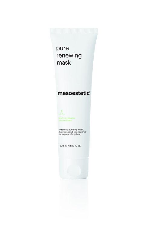 Mesoestetic Pure Renewing Mask