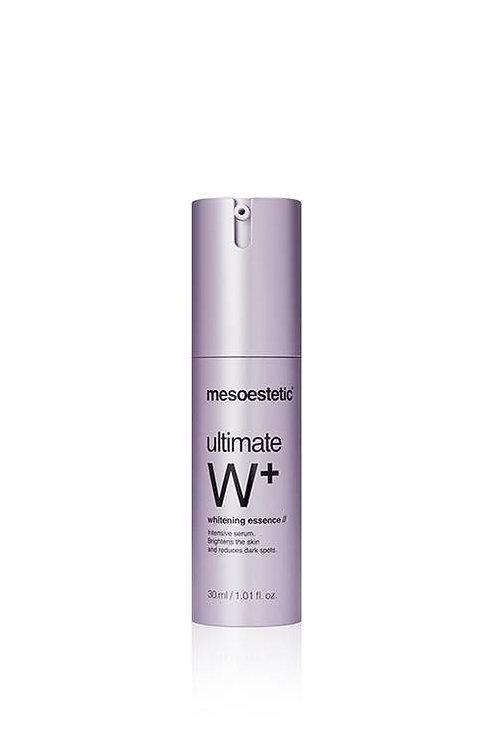 Mesoestetic Ultimate W+ Whitening Essence - serum