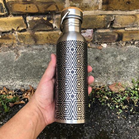 Bottle - Full Sleeve