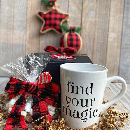MAGIC IN A CUP