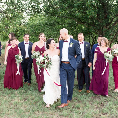The Nest At Ruth Farms | Sam + Nick