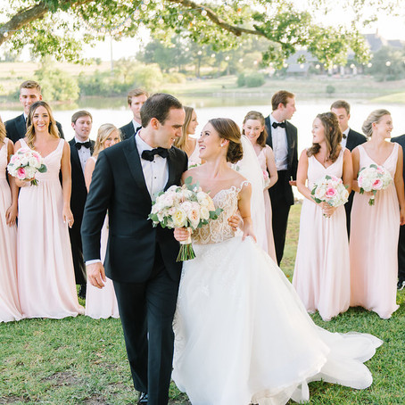 Waterstone Venue | Kayleigh + Clay