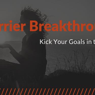 Barrier Breakthrough