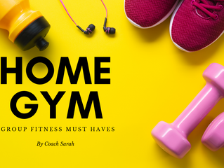 Home Gym Basics