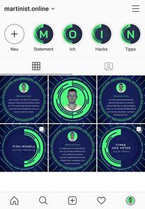 Instagram-Bio Martin Günther