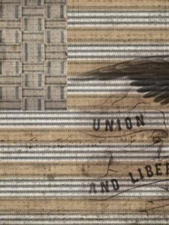 Union Liberty Decoupage