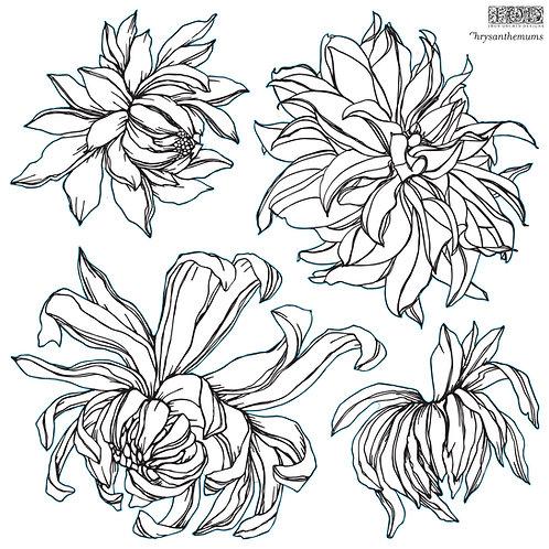 Chrysanthemum Stamp